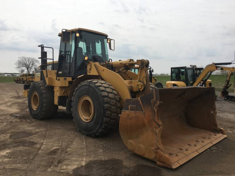 CATERPILLAR CARGADORES DE RUEDAS 966GII equipment  photo 4