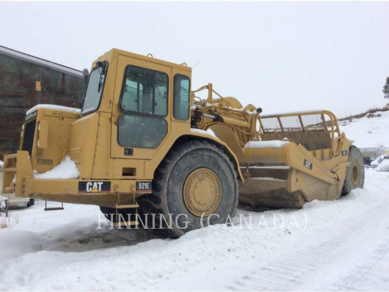 CATERPILLAR DECAPEUSES 621E equipment  photo 1