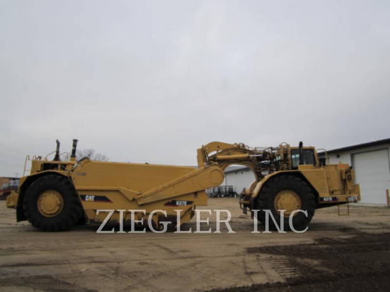 CATERPILLAR WHEEL TRACTOR SCRAPERS 637EII equipment  photo 6