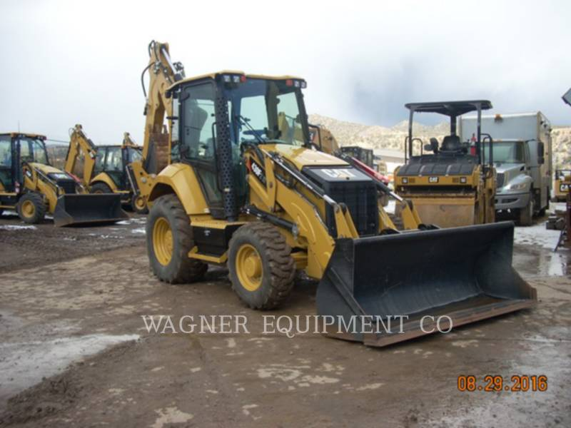CATERPILLAR BACKHOE LOADERS 430F2 IT4W equipment  photo 2