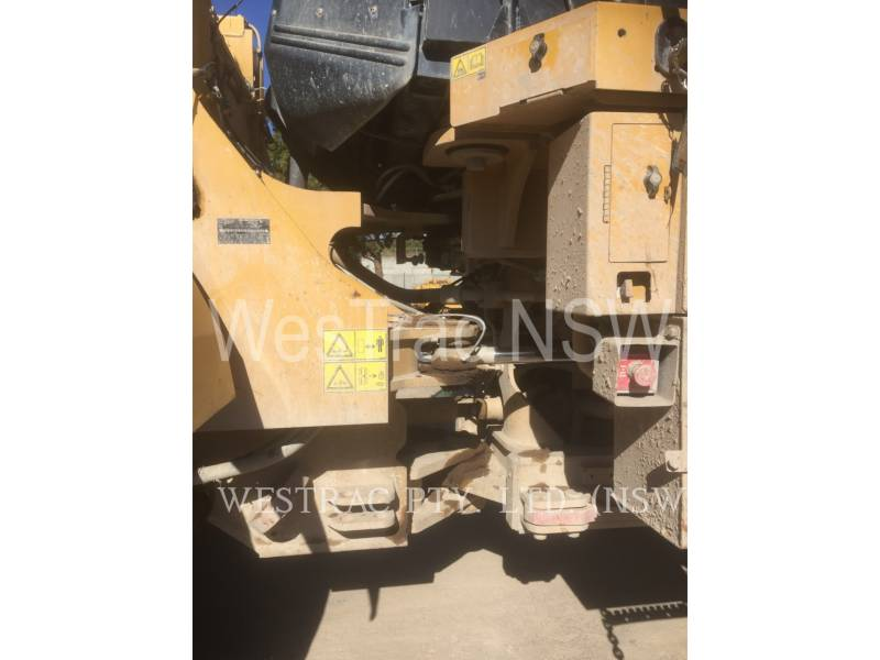 CATERPILLAR RADLADER/INDUSTRIE-RADLADER 972H equipment  photo 6