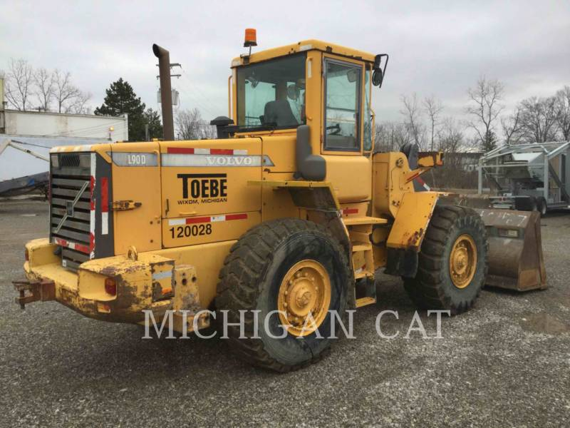 VOLVO CONSTRUCTION EQUIPMENT WHEEL LOADERS/INTEGRATED TOOLCARRIERS L90D equipment  photo 4