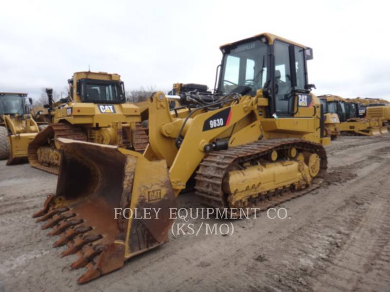 Caterpillar ÎNCĂRCĂTOARE CU ŞENILE 963D equipment  photo 1