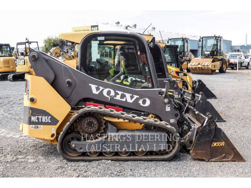 VOLVO MULTI TERRAIN LOADERS MCT85C equipment  photo 4