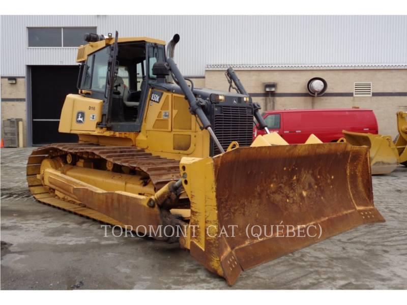 JOHN DEERE TRACTORES DE CADENAS 850K equipment  photo 4
