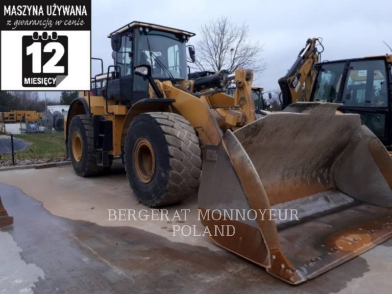 CATERPILLAR WHEEL LOADERS/INTEGRATED TOOLCARRIERS 972M XE equipment  photo 1