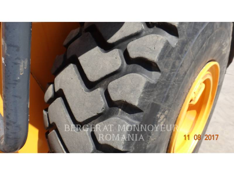 HYUNDAI CONSTRUCTION EQUIPMENT WHEEL LOADERS/INTEGRATED TOOLCARRIERS HL760-7A equipment  photo 10