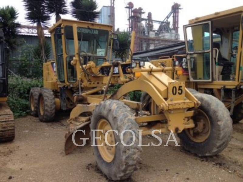 CATERPILLAR INC CIMA MOTORGRADER 120K equipment  photo 2