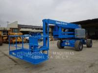 GENIE INDUSTRIES AUSLEGER-HUBARBEITSBÜHNE Z60/34J RT equipment  photo 1