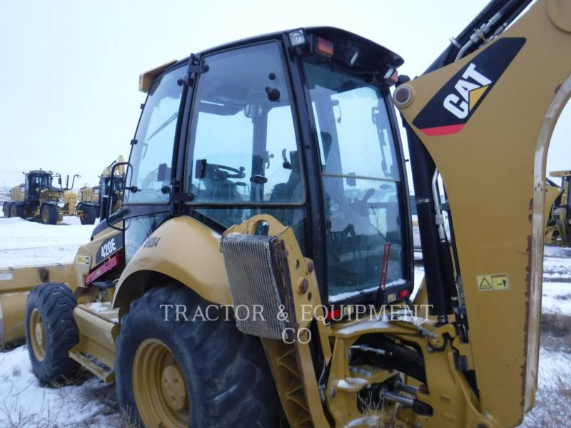 CATERPILLAR RETROEXCAVADORAS CARGADORAS 420E equipment  photo 6