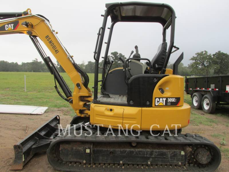 CATERPILLAR ESCAVATORI CINGOLATI 305E2 equipment  photo 2