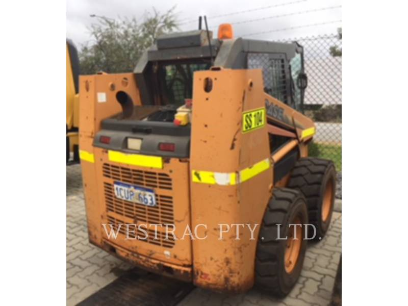 CASE SKID STEER LOADERS 430 equipment  photo 3