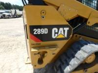 CATERPILLAR CARGADORES MULTITERRENO 289D equipment  photo 21