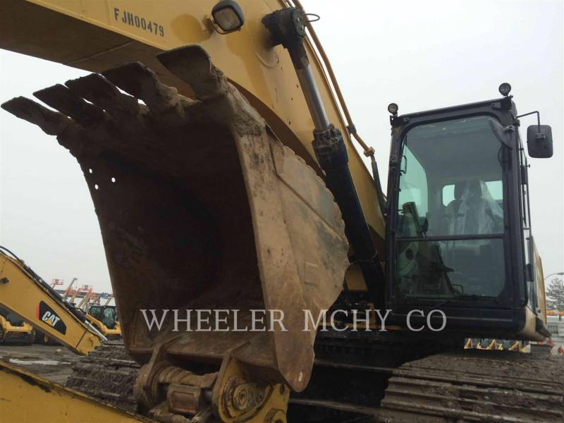 CATERPILLAR PELLES SUR CHAINES 336E L CFM equipment  photo 7