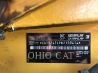 CATERPILLAR SKID STEER LOADERS 242D C3 equipment  photo 5