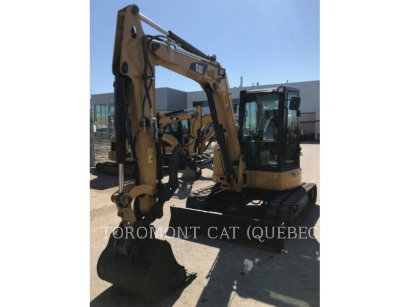 CATERPILLAR TRACK EXCAVATORS 305E2CR equipment  photo 1