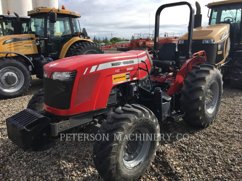 AGCO-MASSEY FERGUSON TRACTOARE AGRICOLE MF2680L equipment  photo 1
