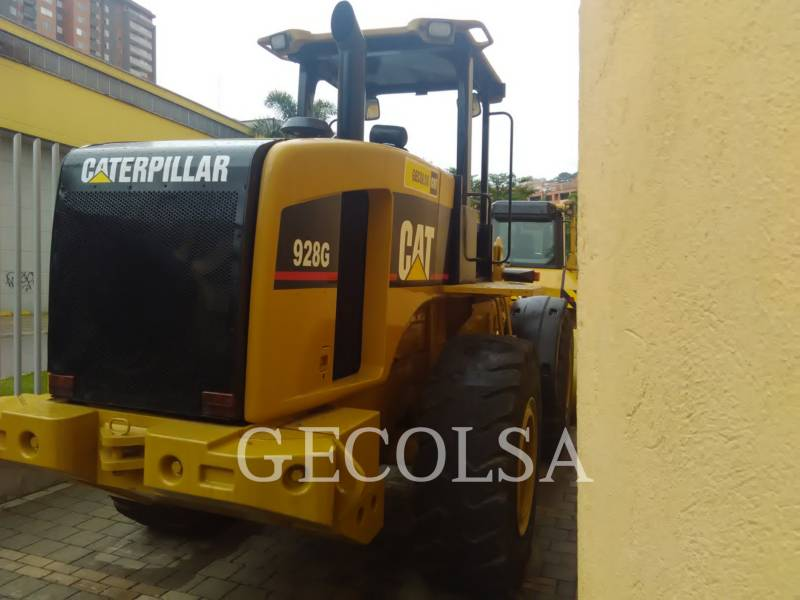 CATERPILLAR CARGADORES DE RUEDAS 928GZ equipment  photo 5