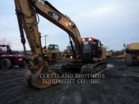 Equipment photo CATERPILLAR 329EL T EXCAVADORAS DE CADENAS 1