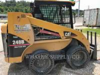 CATERPILLAR MINICARGADORAS 248B equipment  photo 9