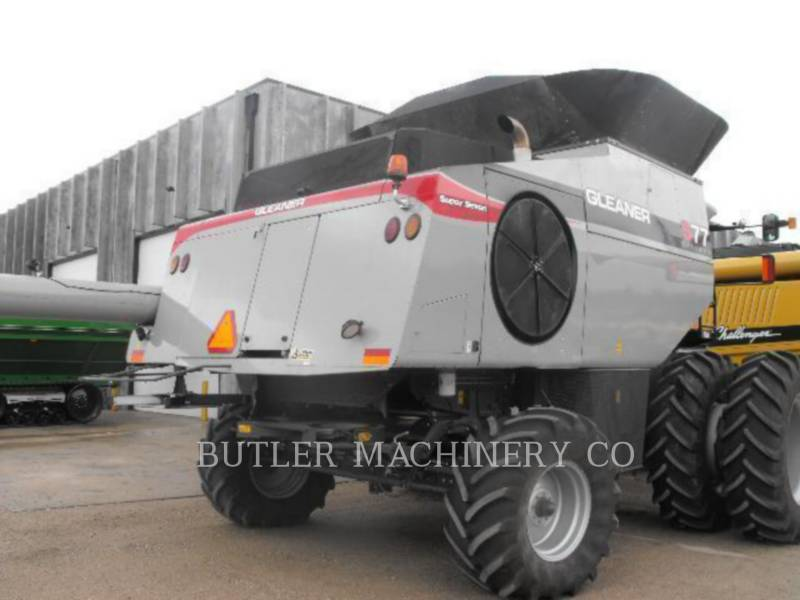 GLEANER COMBINES S77 CP equipment  photo 3
