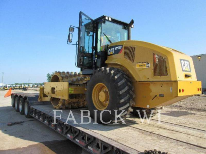 CATERPILLAR コンパクタ CP56B equipment  photo 1
