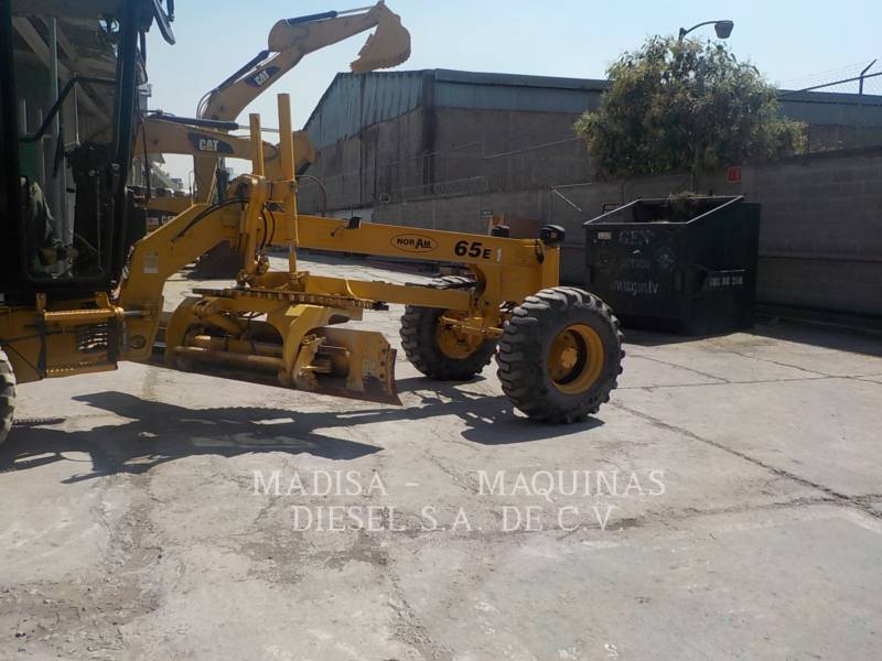 NORAM MOTONIVELADORAS 65 E TURBO (CATERPILLAR) equipment  photo 5