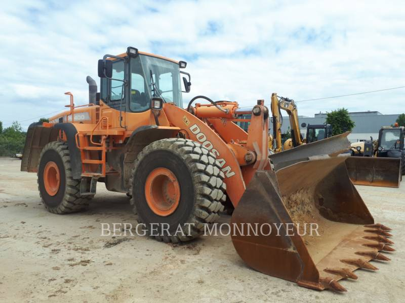 DOOSAN INFRACORE AMERICA CORP. WHEEL LOADERS/INTEGRATED TOOLCARRIERS DL400 equipment  photo 2