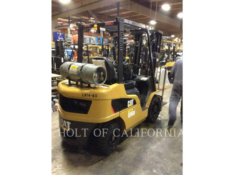 CATERPILLAR MITSUBISHI FORKLIFTS 2P5000-LE equipment  photo 3