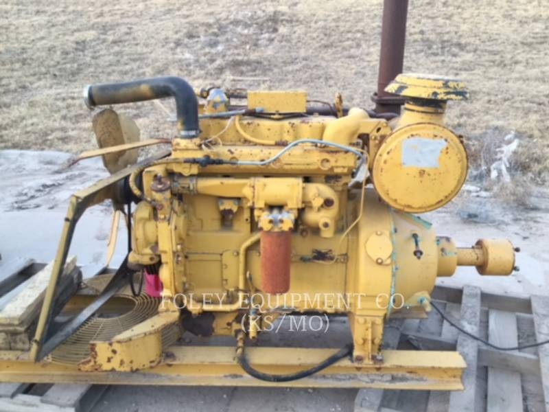 CATERPILLAR SECTEUR INDUSTRIEL D3304TIN equipment  photo 1