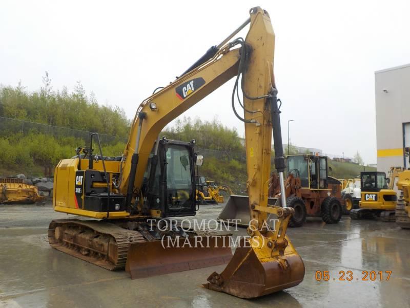 CATERPILLAR PELLES SUR CHAINES 312EL equipment  photo 2
