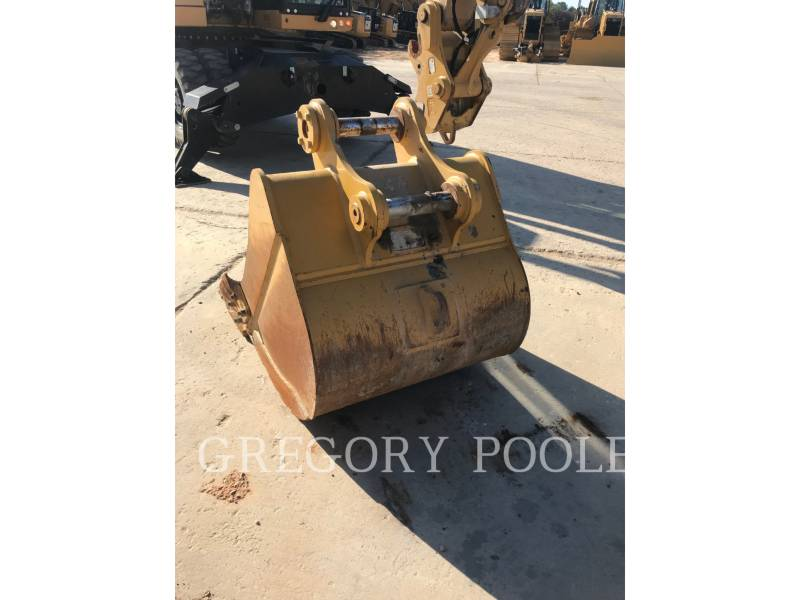 CATERPILLAR WHEEL EXCAVATORS M316F equipment  photo 14
