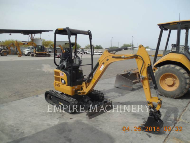 CATERPILLAR EXCAVADORAS DE CADENAS 301.7DCR equipment  photo 1