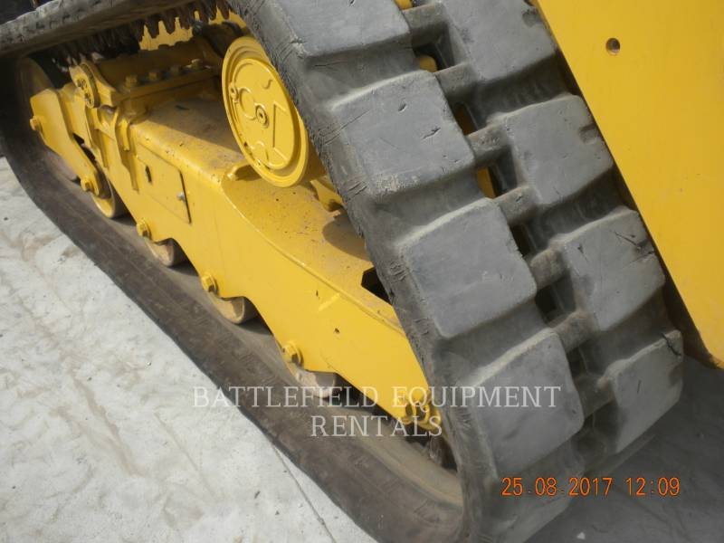 CATERPILLAR CARGADORES MULTITERRENO 259DLRC equipment  photo 8