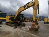 CATERPILLAR TRACK EXCAVATORS 323EL equipment  photo 2