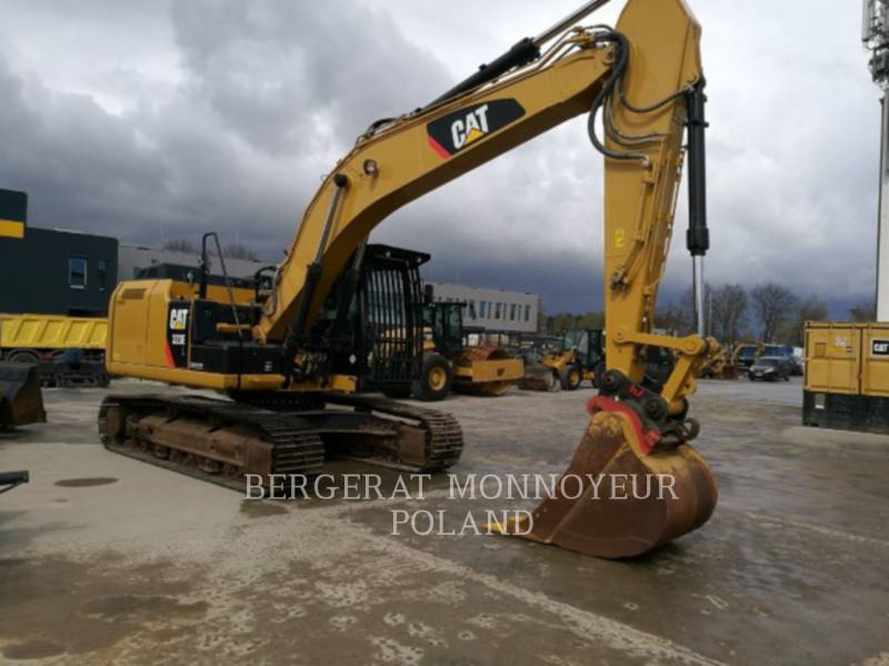 CATERPILLAR EXCAVADORAS DE CADENAS 323EL equipment  photo 2