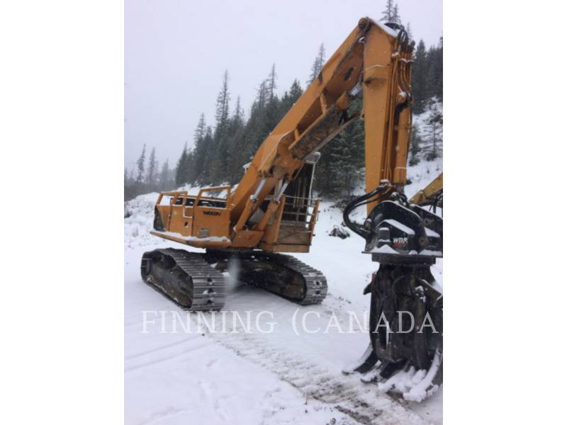 HYUNDAI FORESTRY - LOG LOADERS 210LC-3 equipment  photo 2