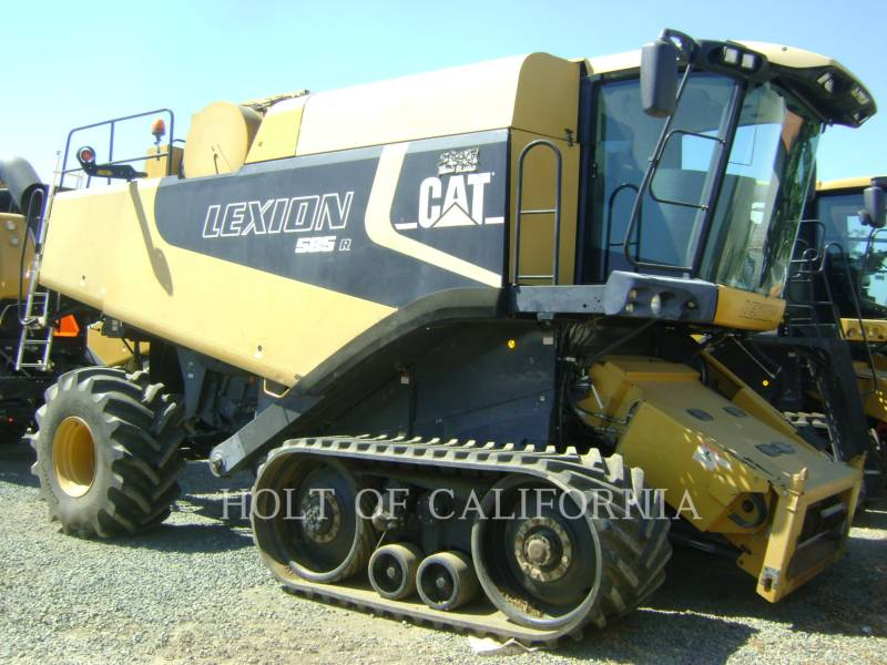 LEXION COMBINE COMBINADOS 585R    GT10772 equipment  photo 1