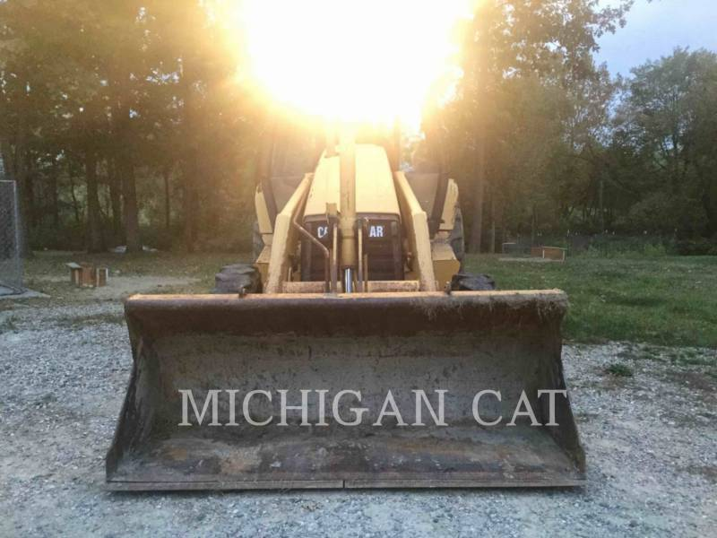 CATERPILLAR RETROEXCAVADORAS CARGADORAS 416C C equipment  photo 7