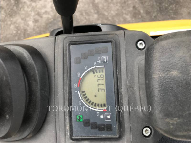 CATERPILLAR TRACK EXCAVATORS 301.7DCR equipment  photo 18