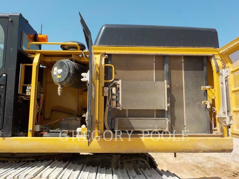 CATERPILLAR TRACK EXCAVATORS 349F L equipment  photo 14