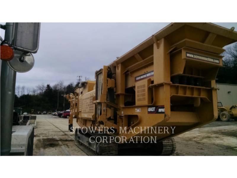 SCREEN MACHINE BETONBEISSER 4043T equipment  photo 3
