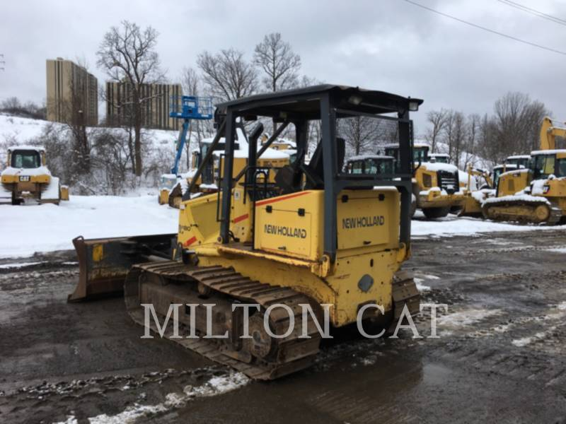 NEW HOLLAND LTD. TRACTORES DE CADENAS DC80 equipment  photo 3