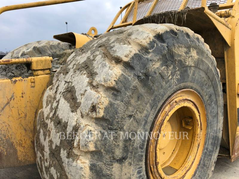 CATERPILLAR SCRAPER PER TRATTORI GOMMATI 621E equipment  photo 8