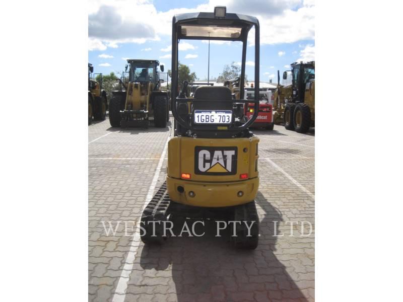 CATERPILLAR ESCAVATORI CINGOLATI 301.7DCR equipment  photo 7