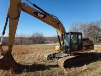 CATERPILLAR TRACK EXCAVATORS 324DL equipment  photo 1