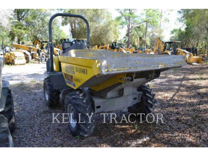 WACKER CORPORATION VEHÍCULOS UTILITARIOS / VOLQUETES DUMPER3001 equipment  photo 4