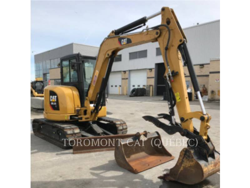 CATERPILLAR トラック油圧ショベル 305.5E2 CR equipment  photo 5