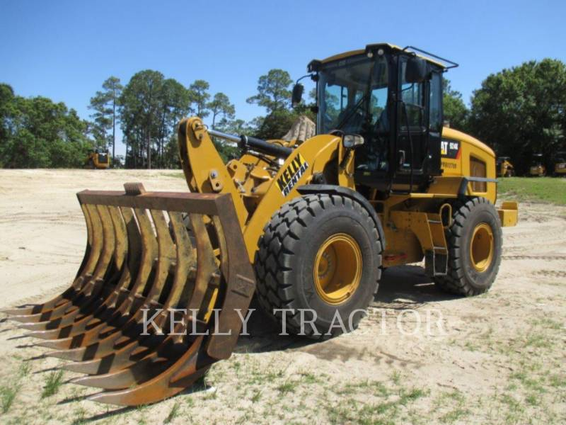 CATERPILLAR RADLADER/INDUSTRIE-RADLADER 924K equipment  photo 3