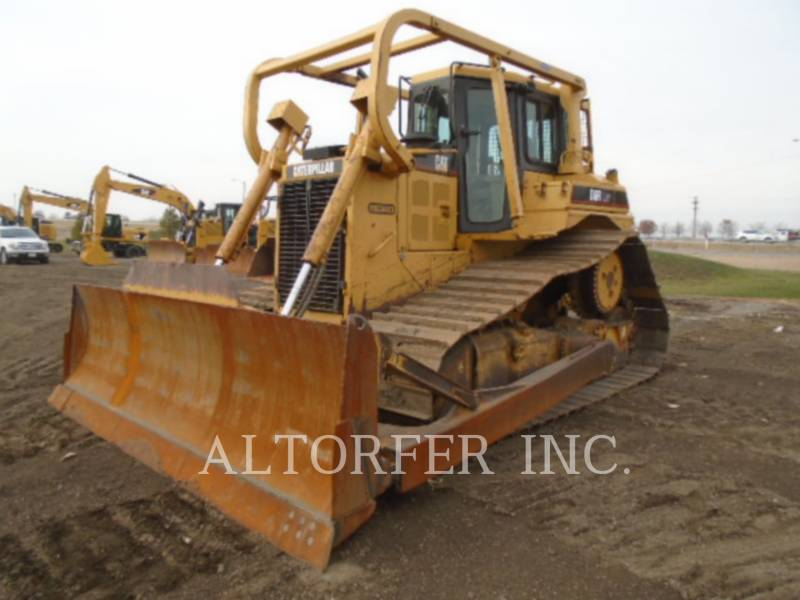 CATERPILLAR ブルドーザ D6R LGP W equipment  photo 1